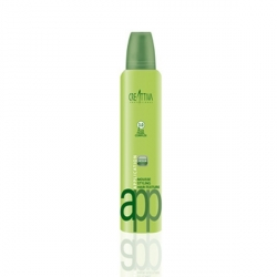 Finish App - Mousse Styling Hair - MEDIUM