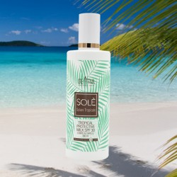 SOLÈ | Tropical Protective Milk SPF 30 Corpo&Capelli