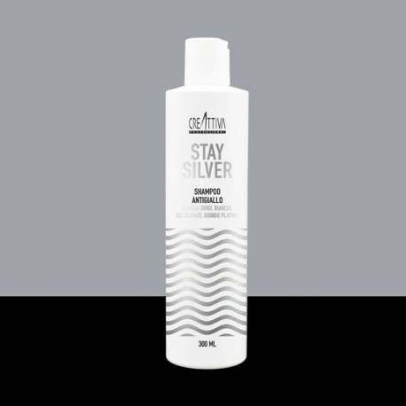 STAY SILVER | Shampoo antigiallo
